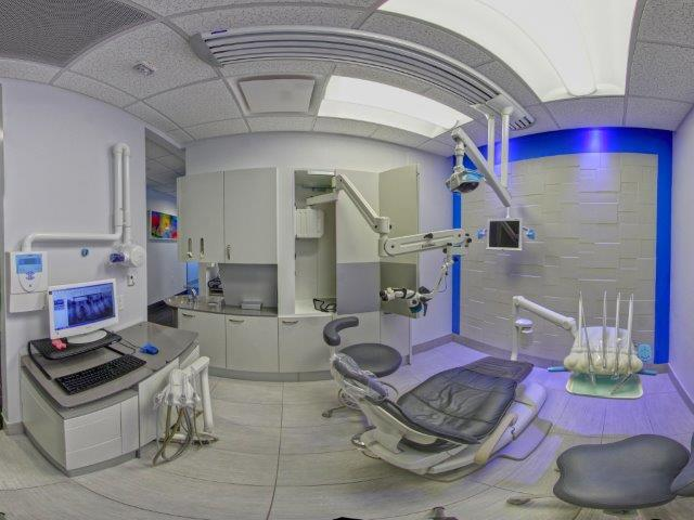 South Houston Endodontics operation room